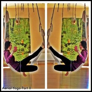 aerial yoga part 2