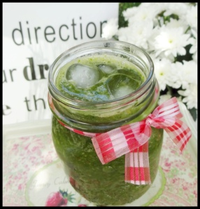 All-Green Smoothie 2