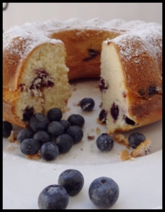 Blueberry Bundt Cake 4