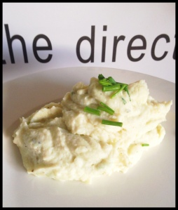 Cauliflower Puree 1
