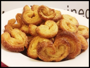 palmier biscuits